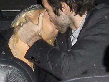 Paccata da urlo per Christina Aguilera e Matthew Rutler