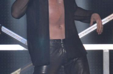 Ricky Martin inaugura il M+A+S Tour!