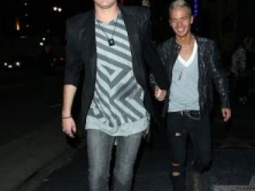 Ecco il fidanzato di Adam Lambert: Sauli Koskinen