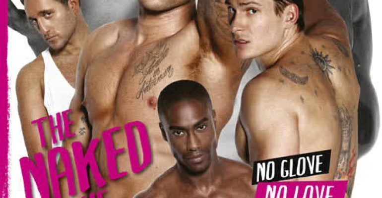 I Blue completamente NUDI sulla copertina di Attitude!