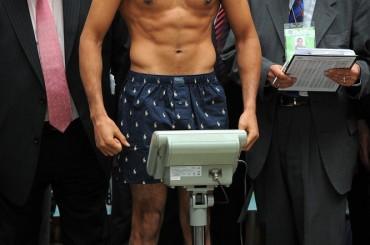 Aamir Khan gnocco e in boxer