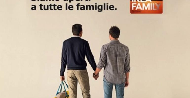 Spot PRO gay per IKEA: basta poco per cambiare