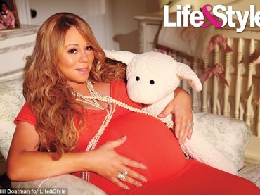 Ecco la nursery da SOGNO dei gemelli di Mariah Carey