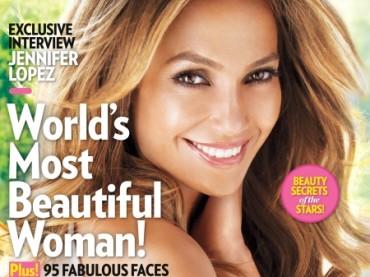 Jennifer Lopez è la donna più bella del mondo secondo People