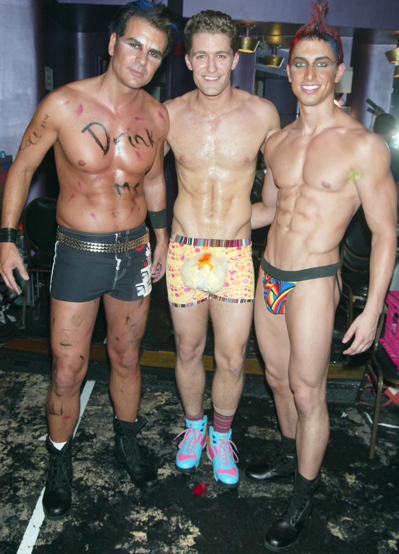 Matthew Morrison insiste: non sono gay