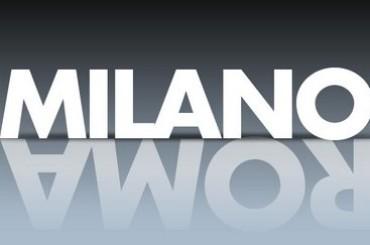 Roma-Milano, si parte