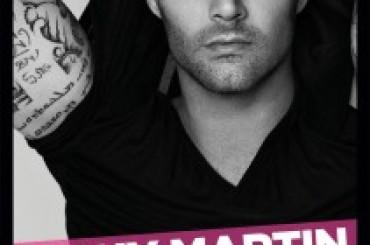 Ricky Martin sulla copertina di OUT