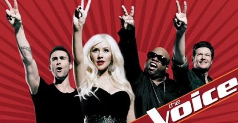 Christina Aguilera è RISORTA: The Voice fa BOOM di ascolti negli Usa