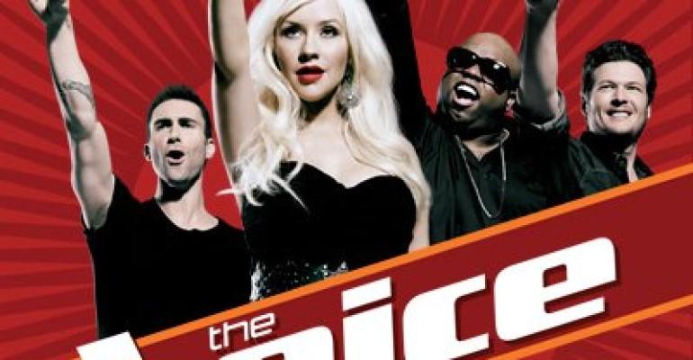The Voice vs. American Idol: Christina Aguilera straccia Jennifer Lopez