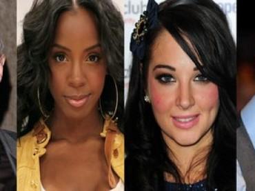Gary Barlow e Kelly Rowland giudici di X-Factor Uk