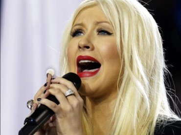 DISASTRO Lotus per Christina Aguilera negli Usa: settimo posto con 73,408 copie vendute