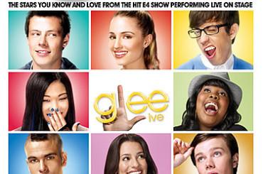 Glee sbarca al cinema con GLEE LIVE 3D!
