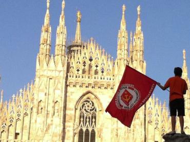 Aspettando il REFERENDUM… cose mai viste a Milano e Napoli: prime pagine dai giornali