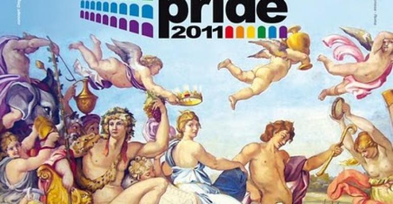 EuroPride Park: si parte con il concerto di Donatella Rettore (e appello di Ambra)