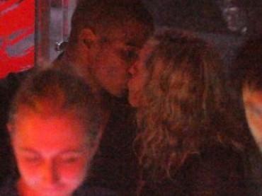 Primo bacio pubblico tra Madonna e BRAHIM ZAIBAT