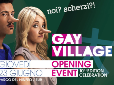 Gay Village 2011: arriva Sophie Ellis Bextor
