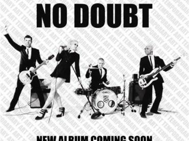 Nuovo album per i No Doubt: arriva il 28 novembre