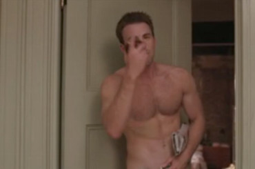 Chris Evans nudo in What's Your Number