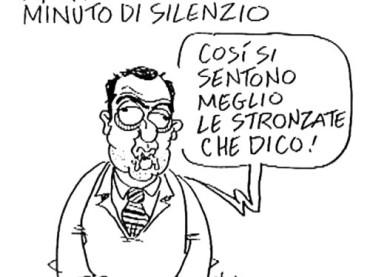 Maurizio Gasparri CONTRO Anna Paola Concia