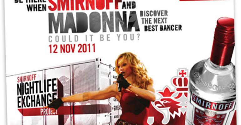Album e TOUR nel 2012: torna MADONNA