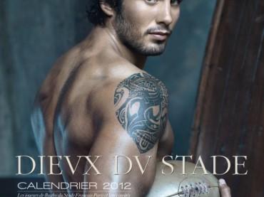 Dieux Du Stade 2012: prime foto!