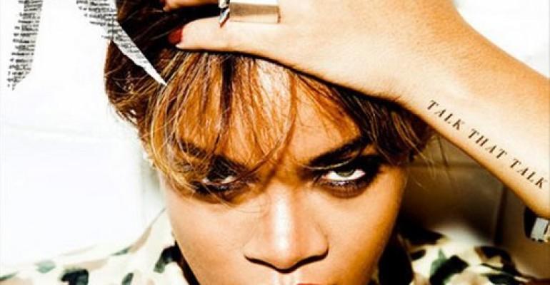 Talk That Talk di Rihanna agguanta i 2 milioni di album venduti