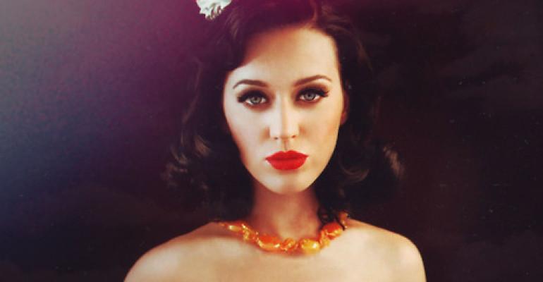 Nuovo album per Katy Perry: torna nel marzo del 2012?
