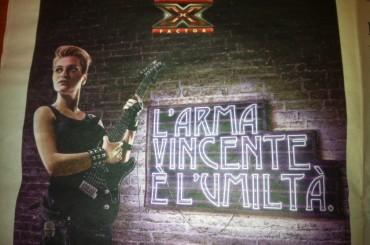 X-Factor Italia su SKY al via con lo slogan del 'SECOLO'
