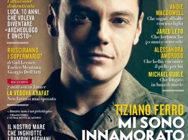 Tiziano Ferro annuncia: sono felice e fidanzato – lui è Alberico Nunziata?