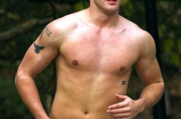 Corsetta HOT per Steven R. McQueen di The Vampire Diaries