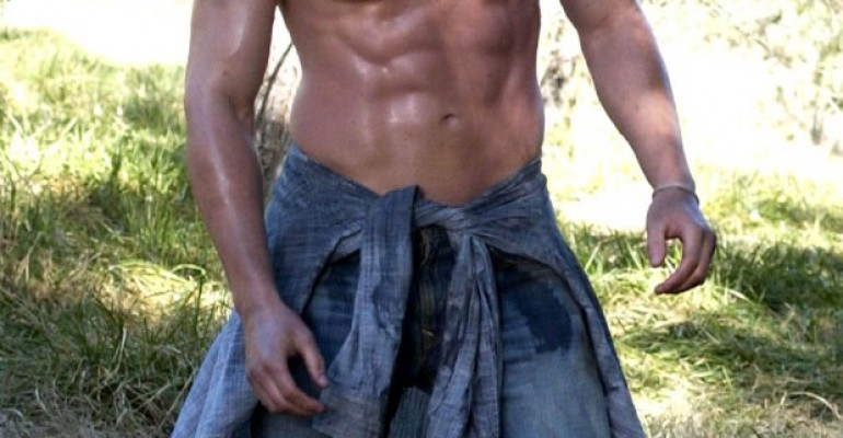 Prime foto ufficiali dal film A Warrior's Heart per Kellan Lutz…