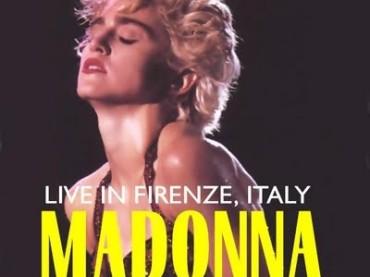 Madonna in concerto anche a Firenze