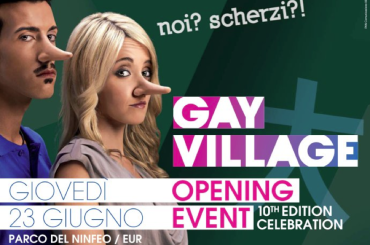 Il Gay Village incoronato 'Best Event Awards 2011'