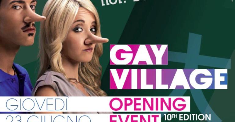 Il Gay Village incoronato 'Best Event Awards 2011'