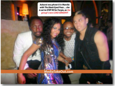 Clamoroso Black Eyed Peas: via Fergie arriva Ashanti?