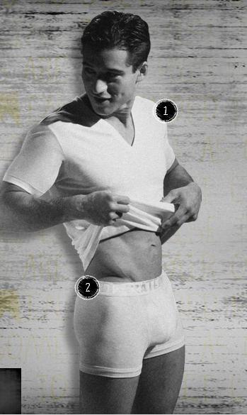 cadf2e19d6d5 Ecco TUTTE le mutande firmate Mario Lopez | Spetteguless
