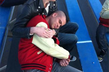 Chord Overstreet e Mark Salling: è amore?