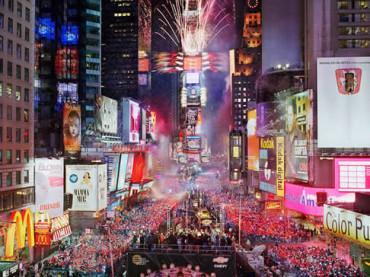 Sarà Lady Gaga la STAR del capodanno di New York