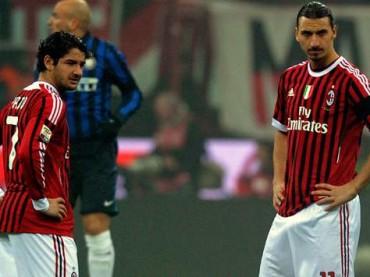 Zlatan Ibrahimovic e la 'presenza' nel DERBY…