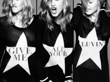 Give Me All Your Luvin' SHOCK in UK: esordio in 37esima posizione