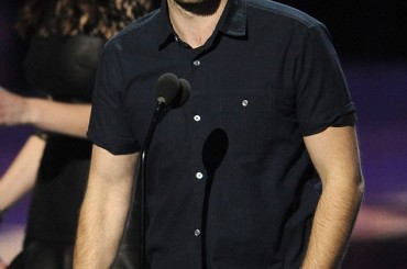 Robert Pattinson RASATO ai People Choice Awards 2012