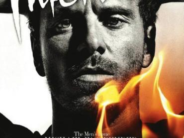 Michael Fassbender pazzesco su Interview Magazine
