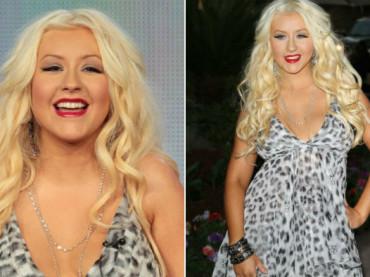 Christina Aguilera schietta e sincera: sono felice come sono, amo il mio corpo