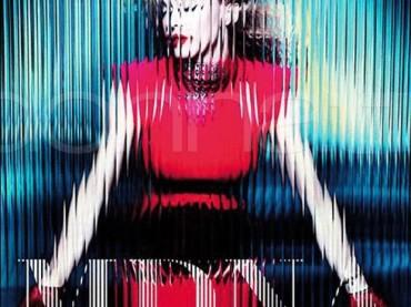 Cover ufficiale di MDNA + immagine promozionale tour + record di ascolti per il Super Bowl 'di' Madonna