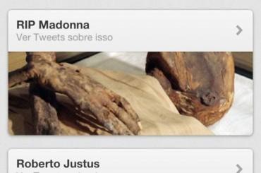 RIP Madonna vola su Twitter