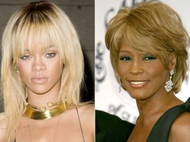 Rihanna sarà Whitney Houston al cinema?