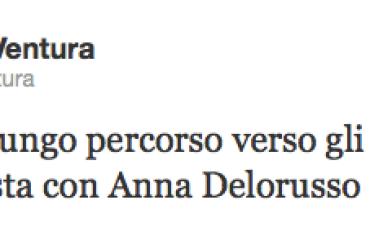 Simona Ventura e la twittata da OSCAR