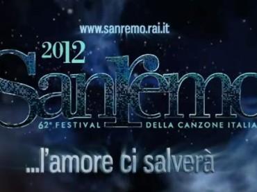 Finalmente Sanremo 2012: SI PARTE!