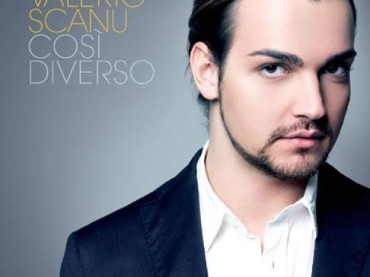 Valerio Scanu e la cover dell'anno