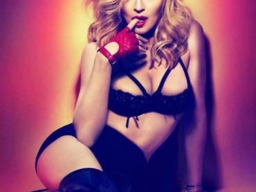 Madonna prima in Inghilterra ma con quante copie? POCHE